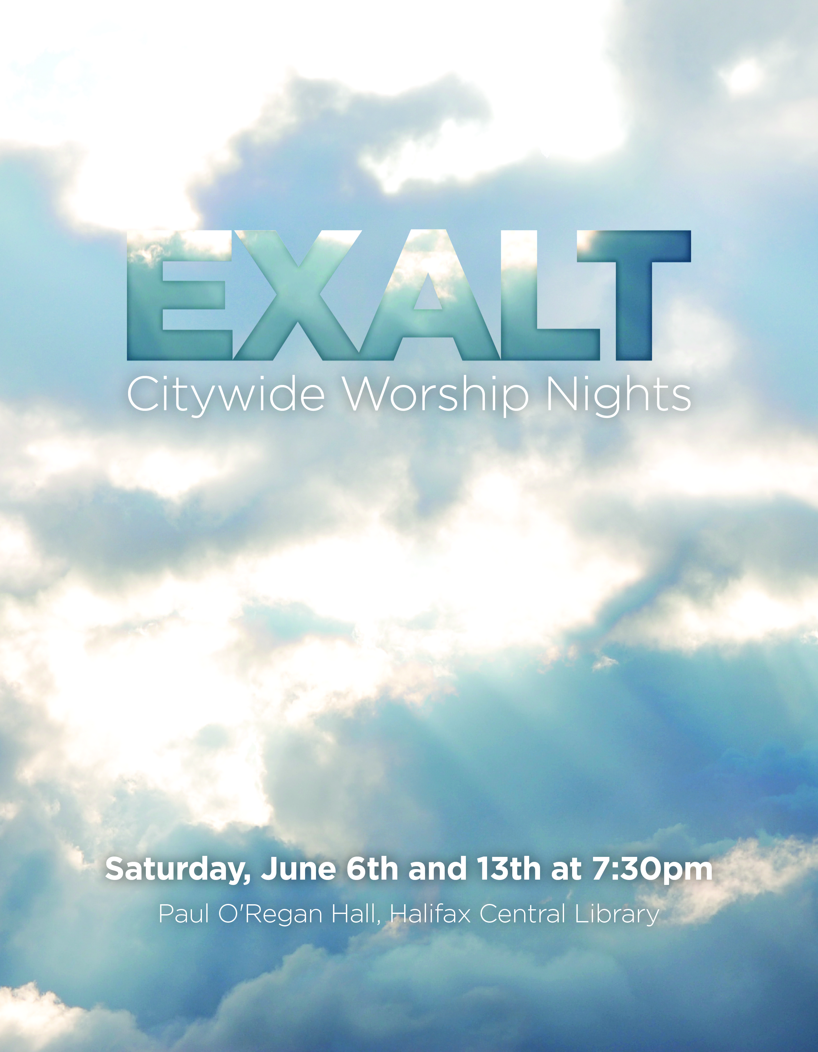 Exalt Worship Night